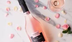 Rose wine by Cantina Colli Del Soligo