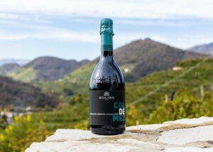 a bottle of wine by Cantina Colli Del Soligo