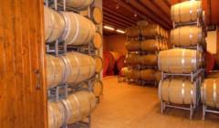 Cellar Of Cascina Boschetti Gomba Winery