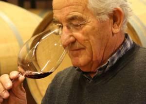 Tasting Wine At Cascina Boschetti Gomba Winery