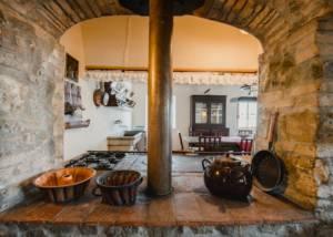 Tasting At Castello Di Spessa Winery