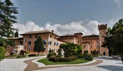 Building Of Castello Di Spessa Winery