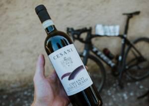 A Bottle of Cesani Winery