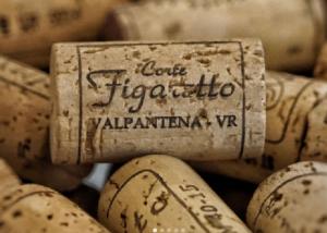 Wine Bottle Corks of Corte Figaretto
