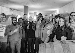 Winery Team Of Ettore Germano Winery