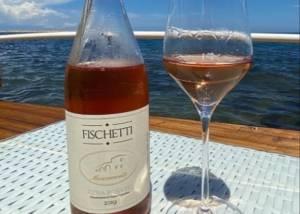 Tasting Area At Fischetti Winery