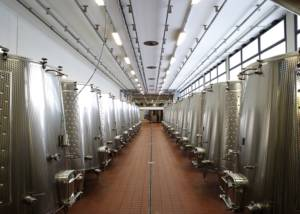 Tanks At Monte Delle Vigne Winery