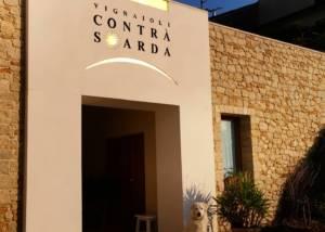Entrance area of the Vignaioli Contra' Soarda