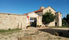 Building Of The Adega Pousadoiro Winery