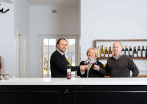 Tasting of Elderton Wines