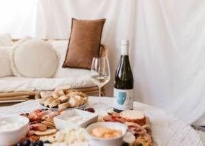 Wines Tasting and Food at Aphelion Wines