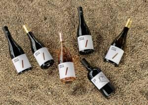 Beautiful DIsplay of Bell Cros Wines