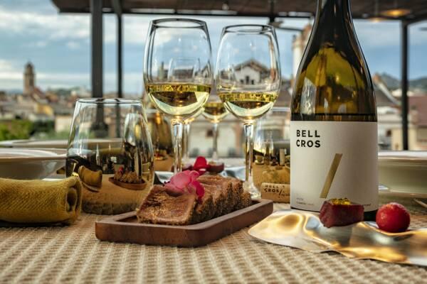 Wine Tasting at Bell Cros