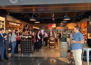 Wine Tasting Event Att Bodega Familia Deicas Winery