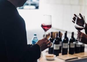 wine tasting at bodegas rodero winery