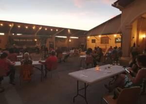 Tasting at Bodega Sers Winery