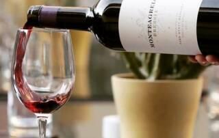 Wine Tasting At Bressia Winery