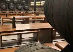 Cellar Of The Cálem Wine Cellar Winery