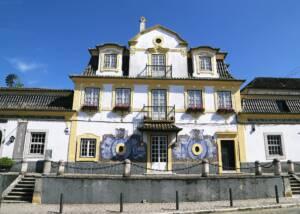 José Maria Da Fonseca Manor House Building