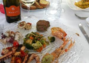 Food And Wine Tasting At Casa Vinicola Sartori Winery
