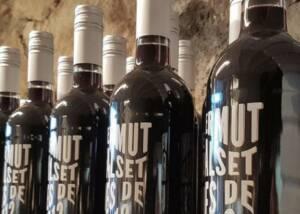 Wine Bottles Of The Cooperativa Falset-Marçà Winery