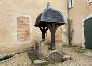 historic presser at domaine coste-caumartin