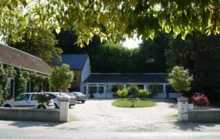 Building of Domaine De La Rochette Winery