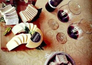 Wine Tasting Platter at Douro Best