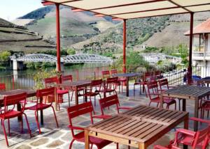 Seated Wine Tasting Area at Douro Best