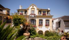 José Maria Da Fonseca Manor House Entrace