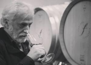 Wine tasting at Furioso Vineyards