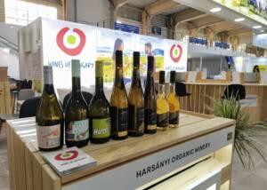 Wine Bottles Of The Harsányi Winery