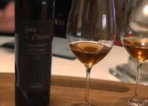 Wine tasting at Il Pignetto