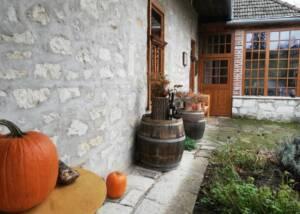 Building of Karadi Berger Winery