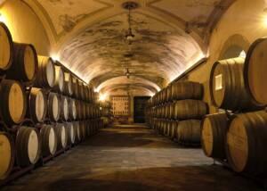 Cellars of La Montina Winery