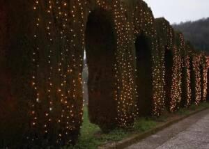 Entracne gate of La Montina Winery