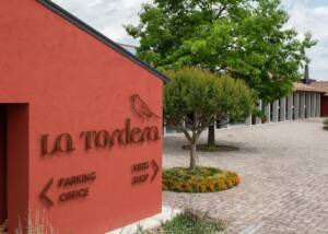 Building of La Tordera