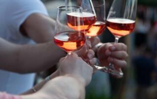 Wine Tasting at Margarethenhof-Weingut Weber-wine tasting