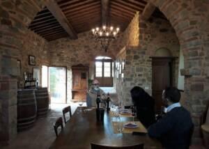 Tasting At Piemaggio Winery