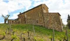 Building Of The Piemaggio-Winery