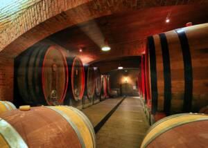 barrels at podere ai valloni