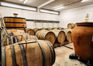 Barrels at Quinta De Santiago