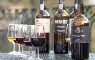 Wine Tasting At Quinta Do Panascal Winery