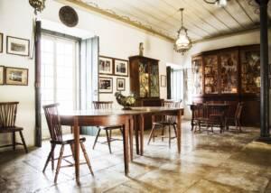 José Maria Da Fonseca Manor House - tasting area