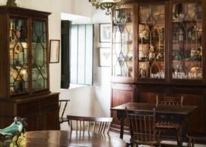 Tasting Area of José Maria Da Fonseca Manor House: