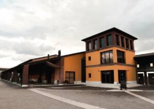main building of sandro de bruno