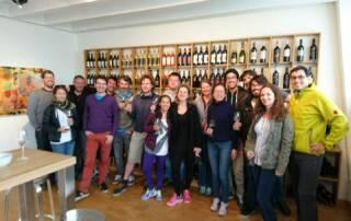 Wine Tour at Terres De Lavaux Winery