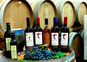 Wine Tasting at Tiberio