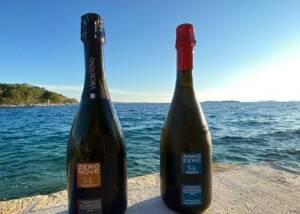 Wine Bottles of Valdellovo Winery