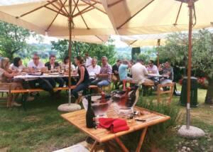 Tasting at Valdellovo Winery